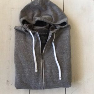 Men's O'Neill  Zip up like new sweatshirt